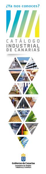 Catálogo Industrial de Canarias